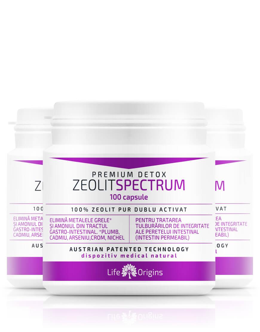 Zeolit Spectrum 100 capsule